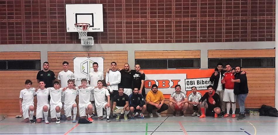 14 Mannschaften beim 1. Jugend-Aktiv-Cup