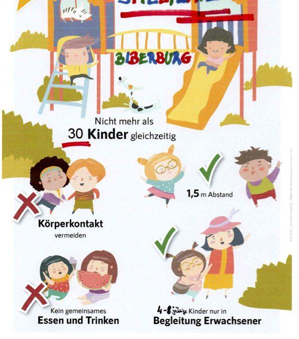 Corona Regeln Biberburg